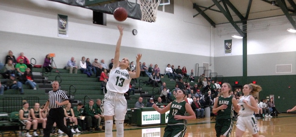 Self's 26 lead Lady Hornets past Wyalusing.