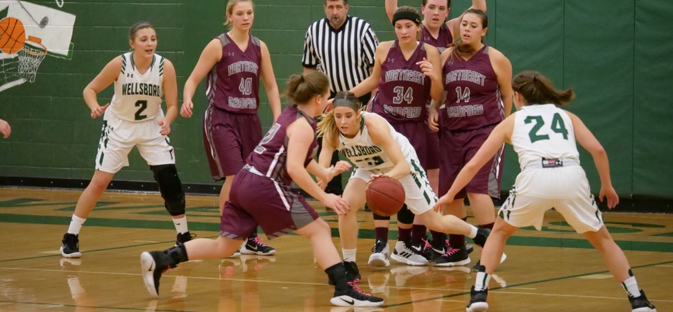 Lady Hornets run past NEB in NTL Showdown semis