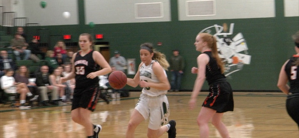 Lady Hornets roll to Senior Night victory.