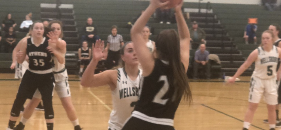 Athens edges Wellsboro, 37-34.