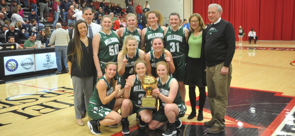Lady Hornets win NTL Showdown.