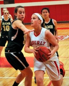2013 Waverly vs. Wyalusing Girls Basketball