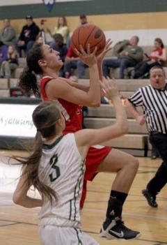 2015 Wyalusing vs. Canton Girls Basketball