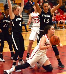 Athens outlasts Troy