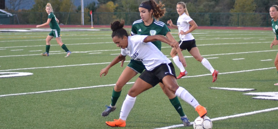 Athens girls soccer shuts out Wellsboro.