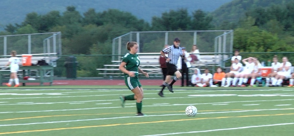 Lady Hornets shutout North Penn-Mansfield.
