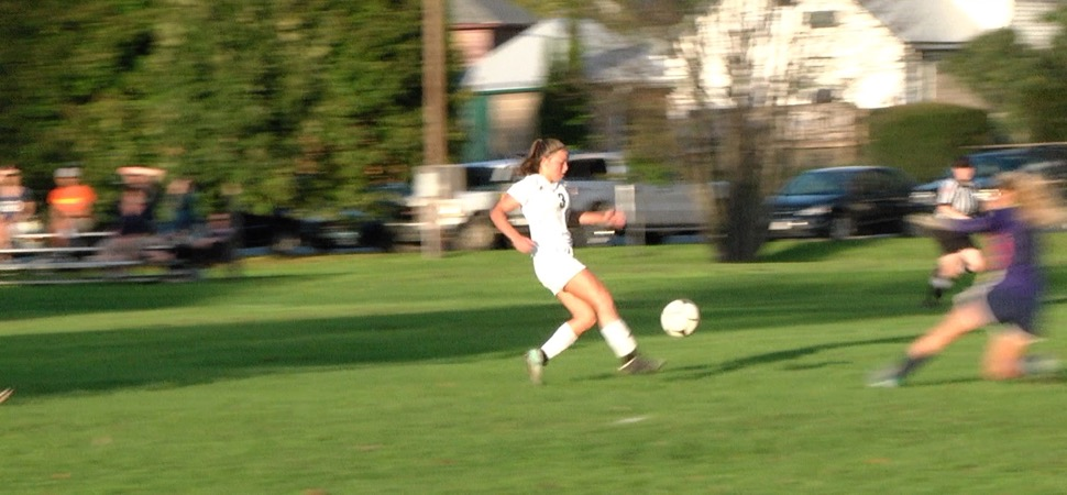 Clymer's 5 goals lead Lady Hornets past Mansfield.