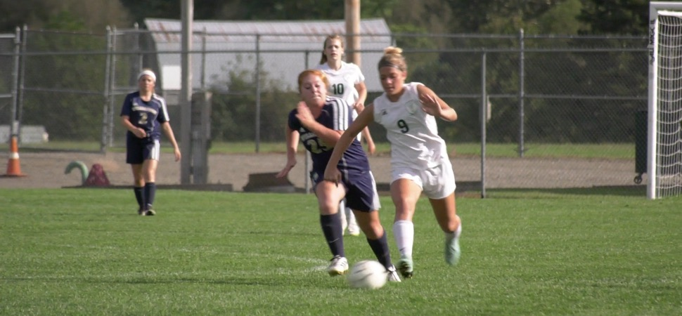 Clymer hat trick leads Lady Hornets past Williamson.