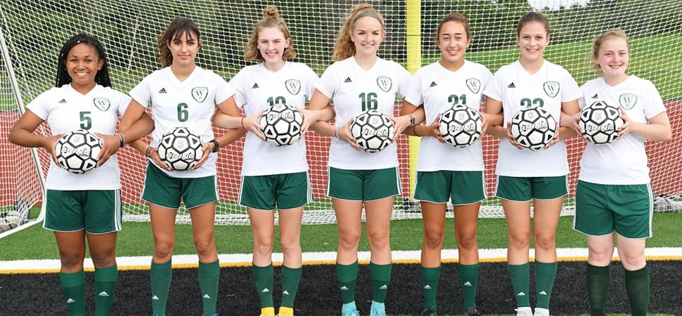 2018 Wellsboro Hornets Senior Class Girls Soccer Roster