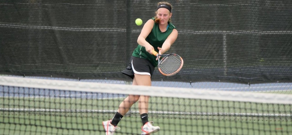 Lady Hornets sweep season series of Neumann