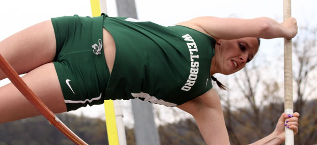 Lady Hornets 4th, boys 8th at NTL track meet