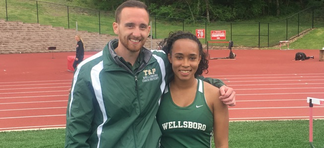 Dahlia Hosey qualifies for State Championships.