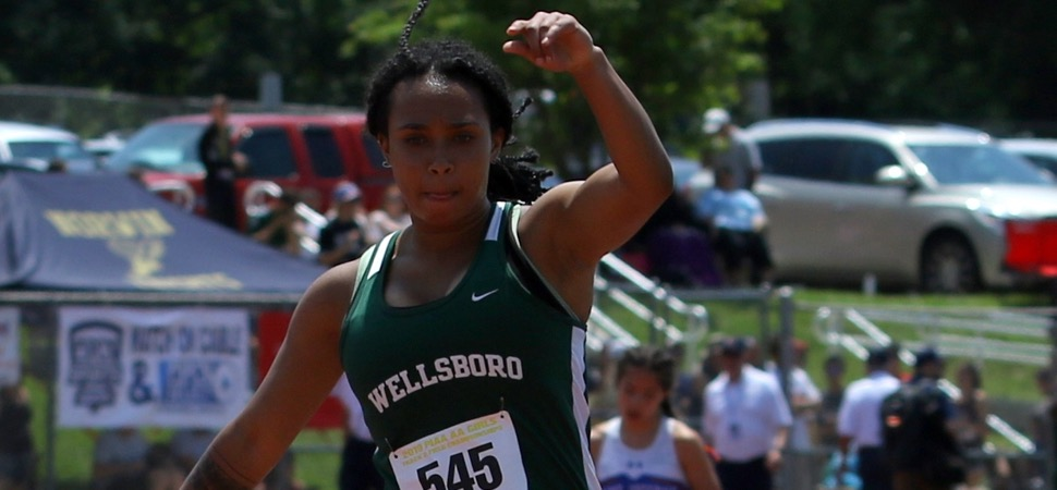 Hosey ends career at PIAA Track Championships