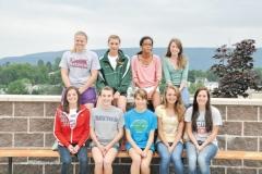 2012 All-Region Girls Track Team