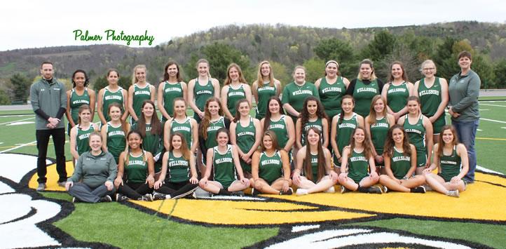Wellsboro Girls Track
