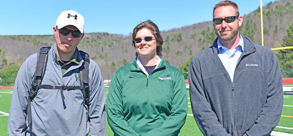 2018 Wellsboro Hornets Girls Track Coaching Staff
