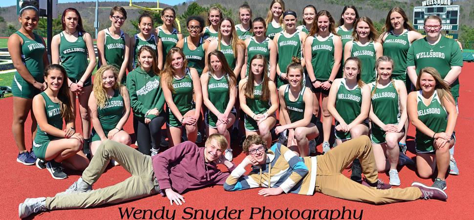 2018 Wellsboro Hornets Varsity Girls Track Roster