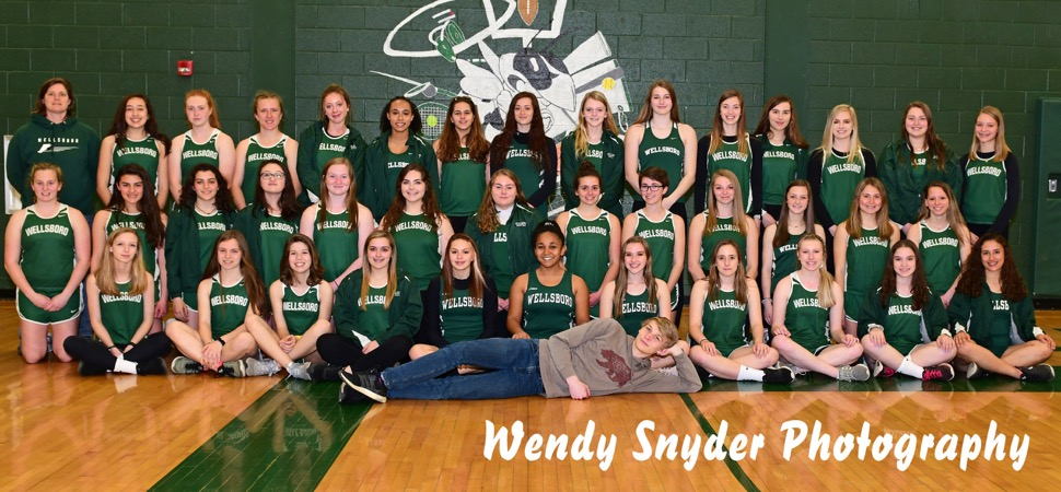 Wellsboro Girls Track