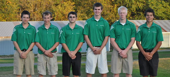 Wellsboro golfers claim NTL Championship.