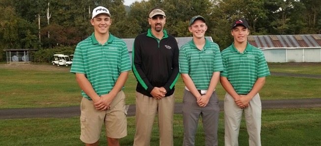 3 Hornets named to NTL All-Star golf team.