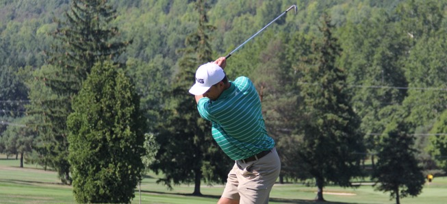 Hornet Golf edges NP-M at Corey Creek.