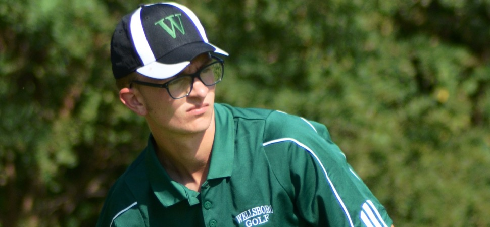 Morral leads Hornets to NTL victory at Towanda CC.