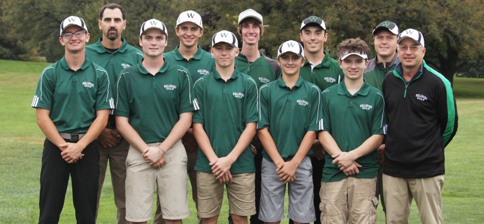 Hornet Golfers finish undefeated in NTL play.