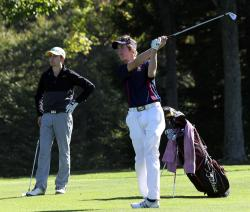 Sayre's Murrelle leads after first day of District IV Golf Championships