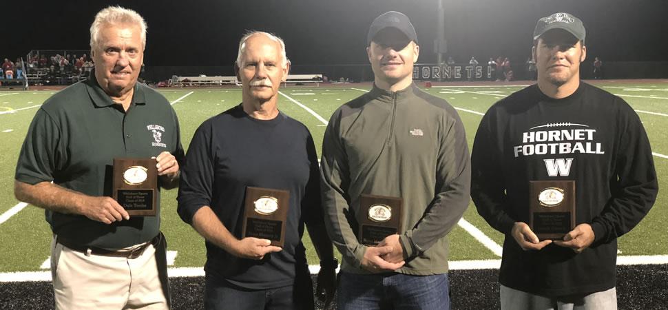 Wellsboro Sports Hall of Fame Class of 2018