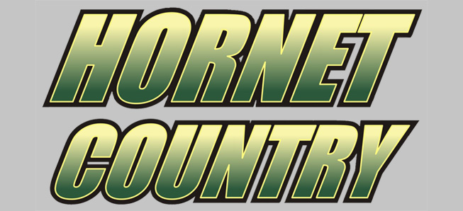 Hornets sweep Liberty in tennis doubleheader.
