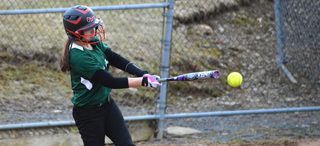 Lady Hornets top Wyalusing, 6-3.