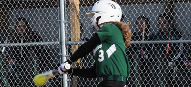 Hornet softball falls to Athens in extra innings