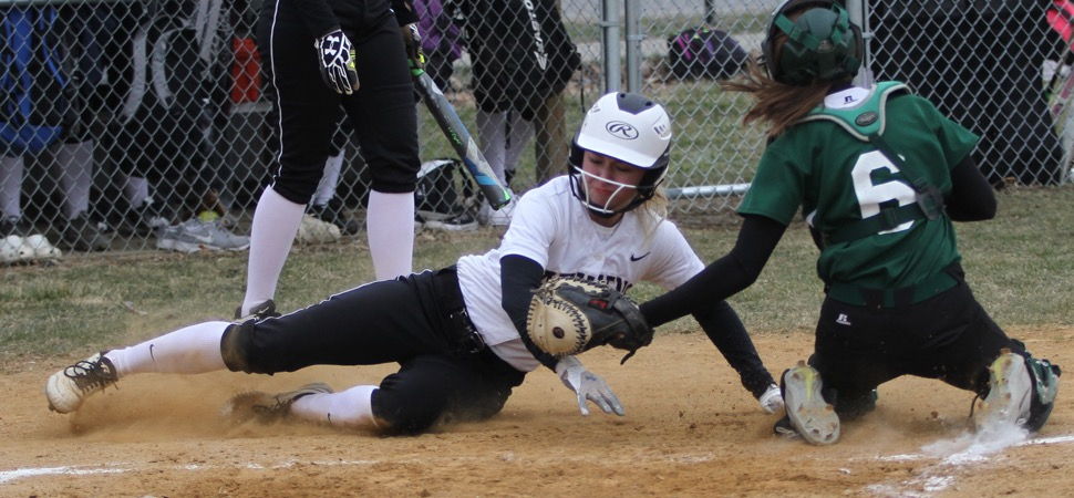 Lady Hornets pound out 11 hits in 7-1 win over Athens.