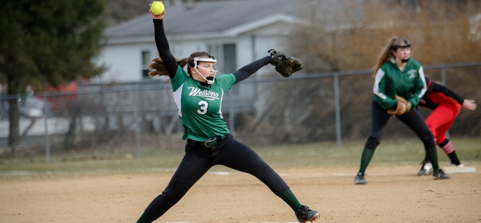 Lady Hornets roll to 13-2 win over Canton.