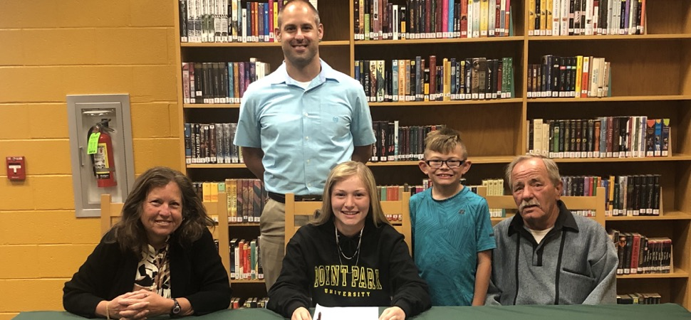 Lecker to play softball at Point Park University