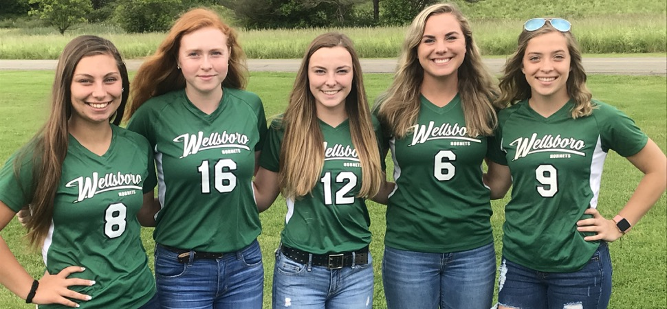 5 Lady Hornets named to NTL Softball All-Star team