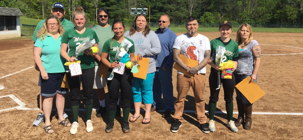 Lady Hornets beat Troy 5-2 on Senior Day