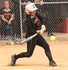 2012 Towanda vs. Troy Softball