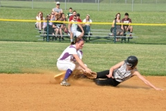 2013 Athens vs. Shamokin Softball
