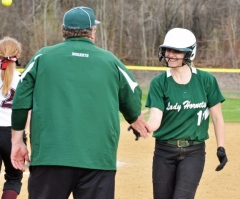 2015 Wellsboro vs. Northeast Bradford Softball