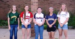 Clark heads All-Region softball team