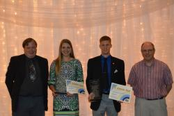 Wellsboro's Ingerick, NEB's Upham named NTL Athletes of the Year