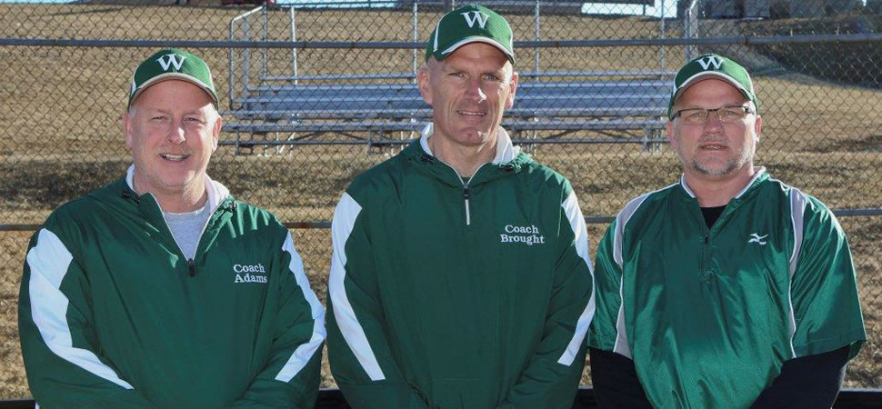 2018 Wellsboro Hornets Softball Coaching Staff
