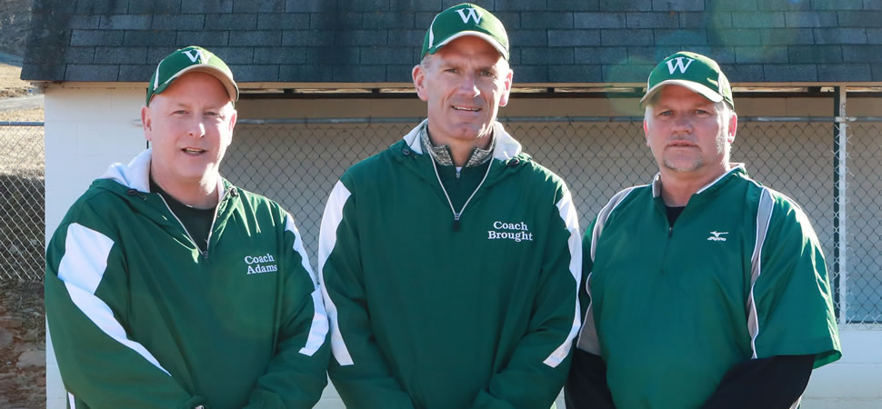 2019 Wellsboro Hornets Softball Coaching Staff