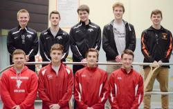 Craig, Gao, Cotner head all-region swim teams