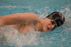 Locals with big final day at state swimming