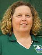 Sharon Zuchowski - Head Coach