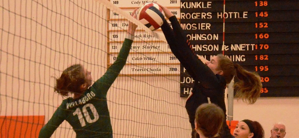 Lady Hornets sweep Towanda on road.