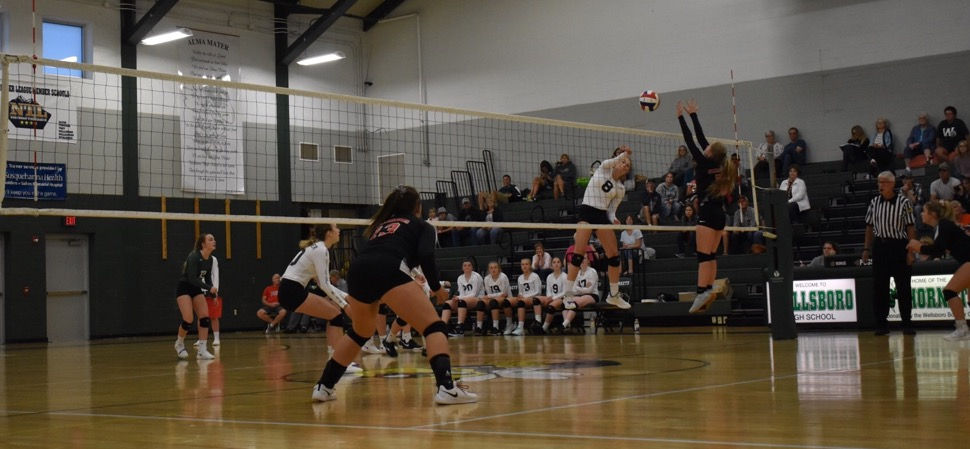 Lady Hornets sweep Canton