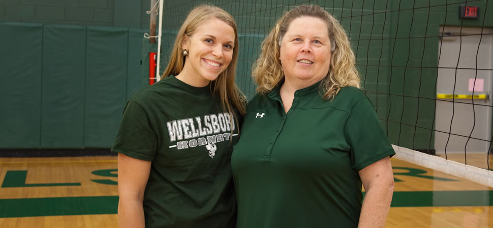 2018 Wellsboro Hornets Football Coaching Staff